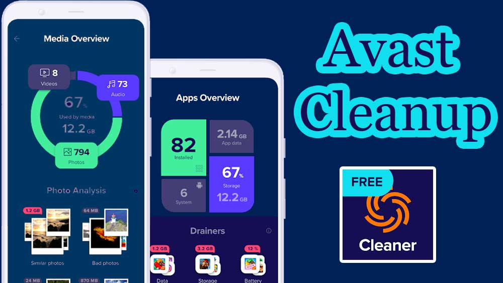 Avast Android Cleanup and Booster